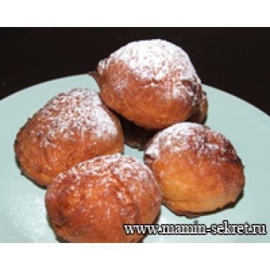 Творожные пончики «Как у бабушки»