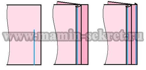 как сшить джинсовый сарафан для девочки