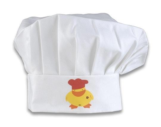 Как сшить поварской колпак ребёнку (простой способ)