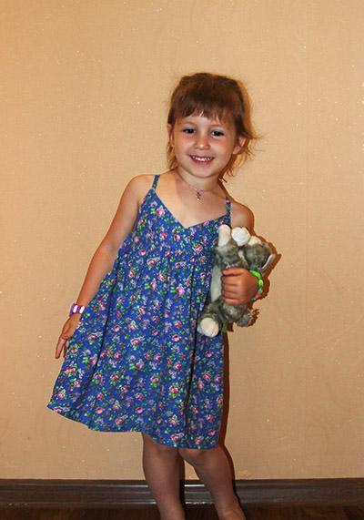 Как сшить детский сарафан